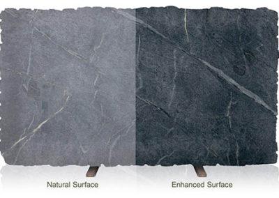 Soapstone Mineral Black